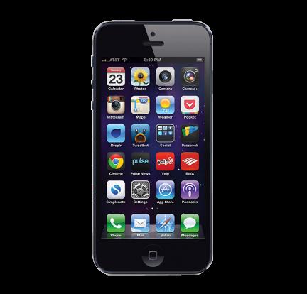 billig iphone 5/5C reparation frederiksberg falkoner alle
